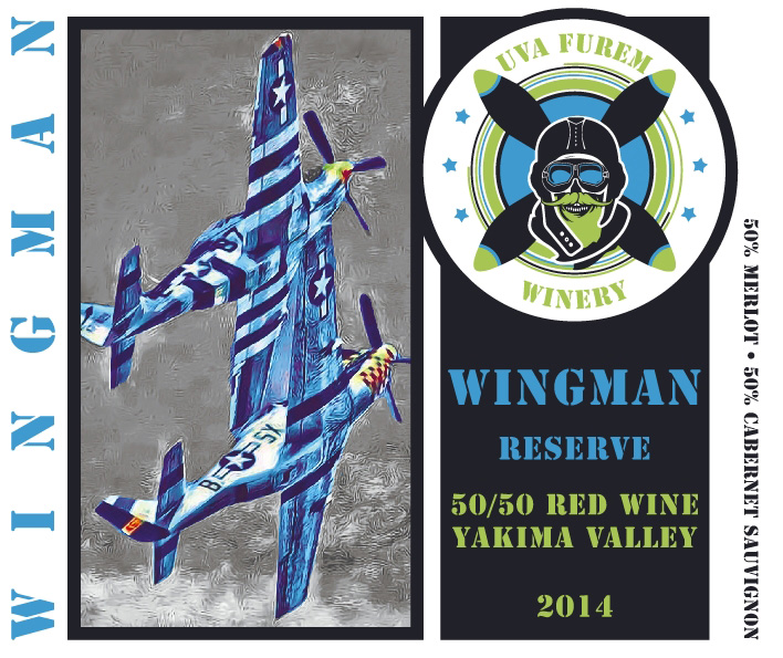 "Product Image for 2014 ""Wingman"" Reserve Blend"