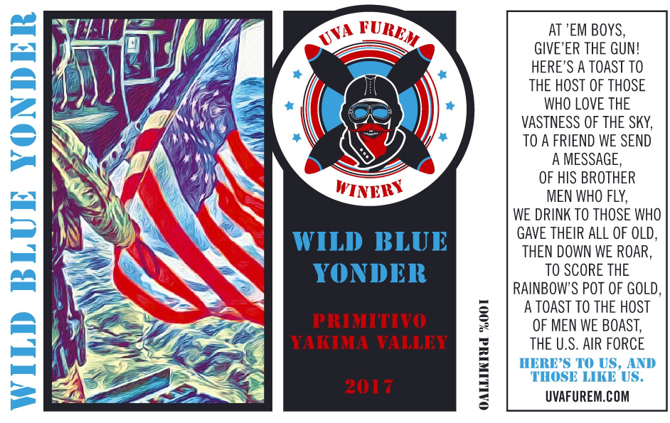 Product Image for 2017 Wild Blue Yonder Primitivo