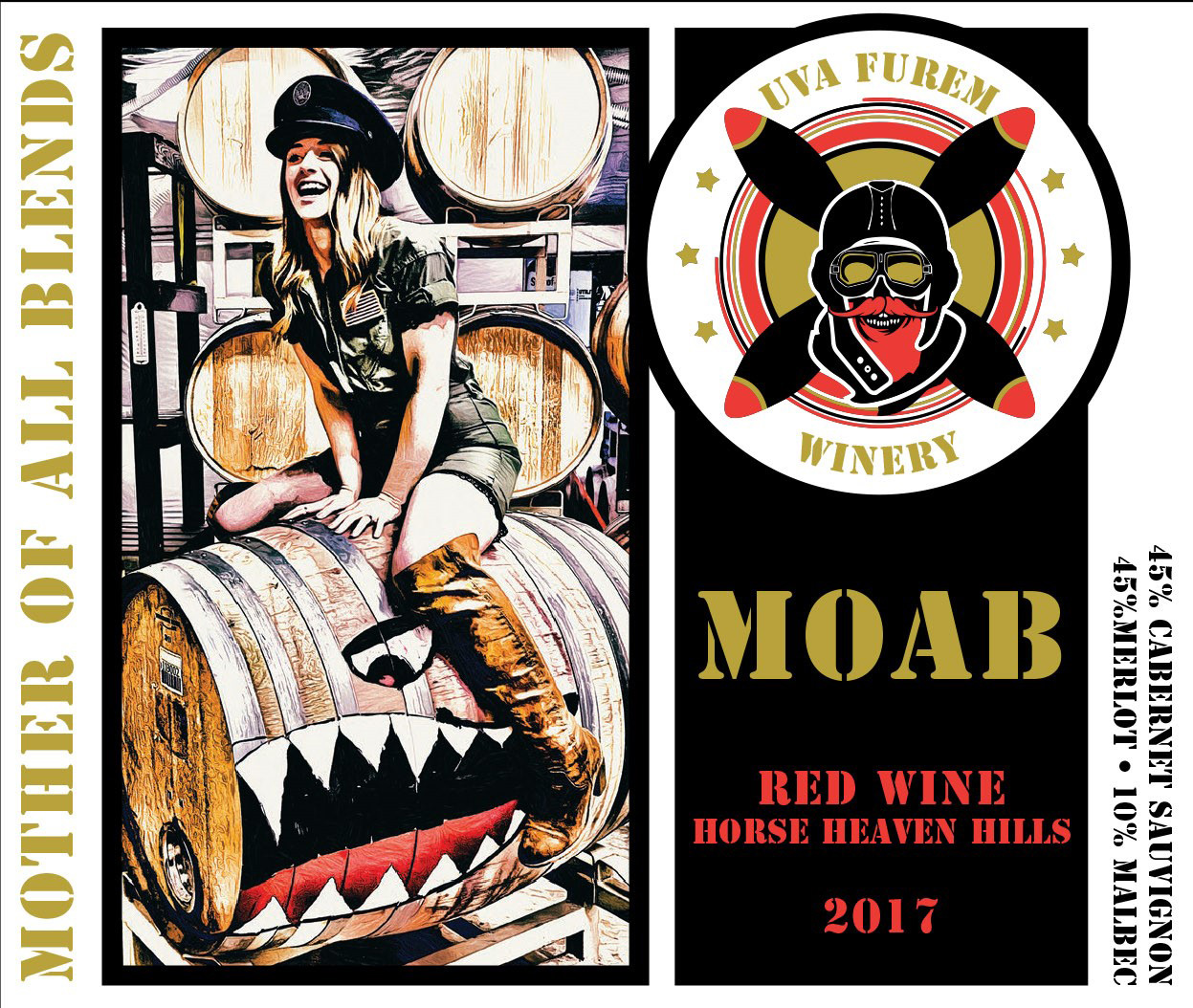 Product Image for 2017 M.O.A.B. BDX Blend
