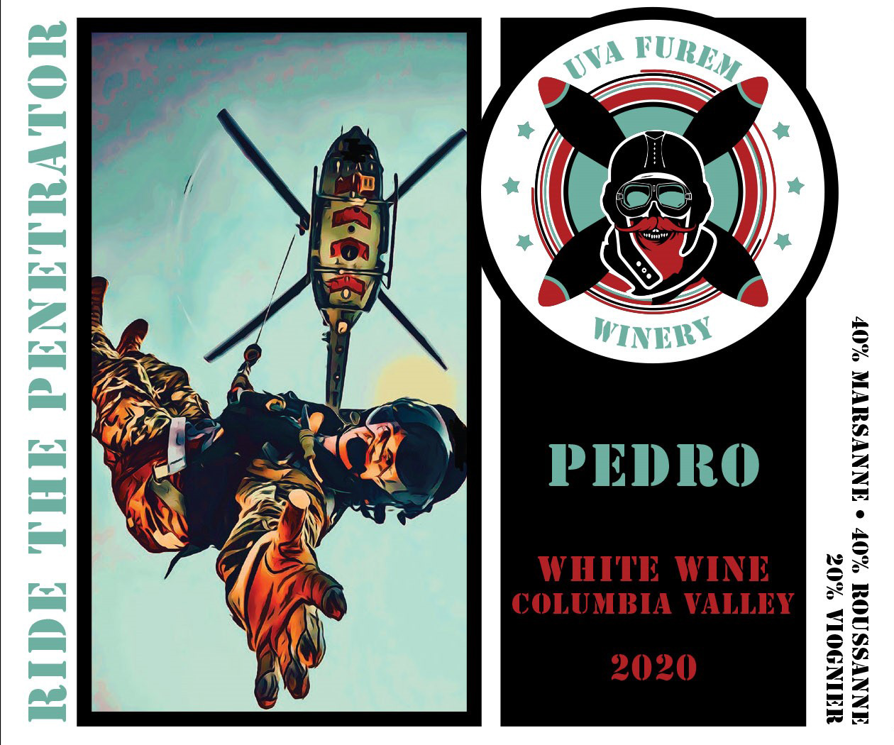 Product Image for 2020 Pedro' White Rhone Blend