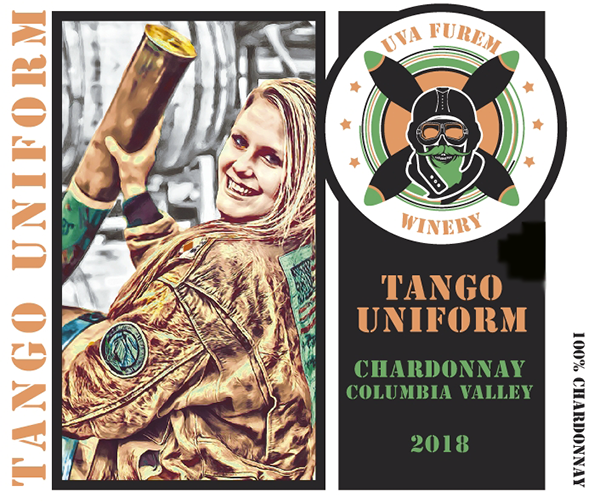 "Product Image for 2018 ""Tango Uniform"" Chardonnay"